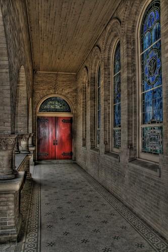The Church Vestibule
