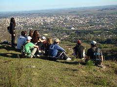 41ª Trilha: Trilha do Lar Metodista, Cachoeira e Morro do Carmo - Santa Maria RS
