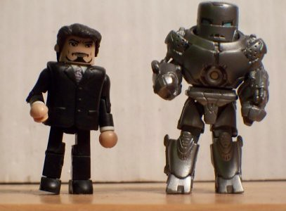 Tony Stark and the Iron Monger