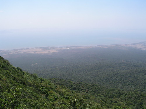 Vistas desde Bokor Hill Station
