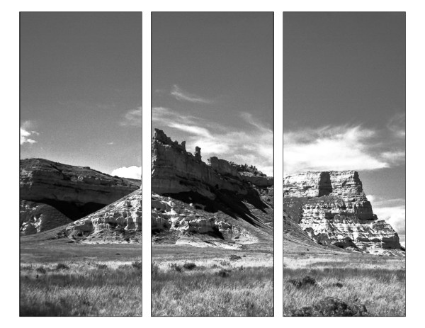 Nebraska mountain