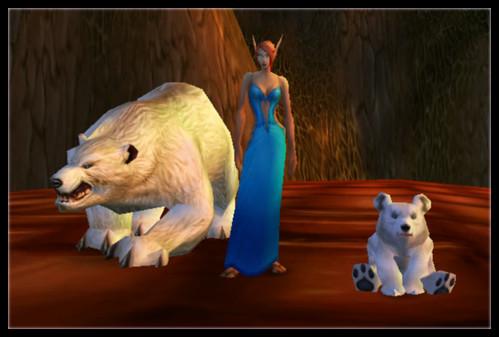 Baby Blizzard Bear!!