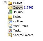 Inbox 1790 by Tidewater Muse.