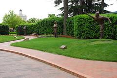 Pinehurst Statues