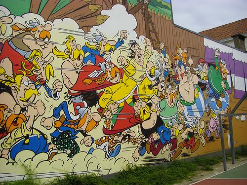 asterix αστερίξ δανιήλ