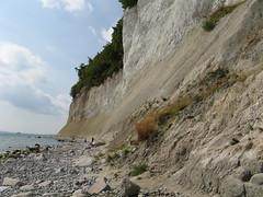 Chalk cliffs at Jasmund Nationalpark, Rügen (Photo credit: otzberg)
