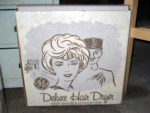 Deluxe Hair Dryer