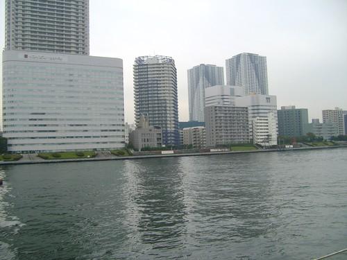Tsukishima Island, Tokyo
