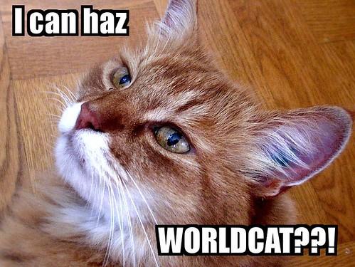 icanhazworldcat