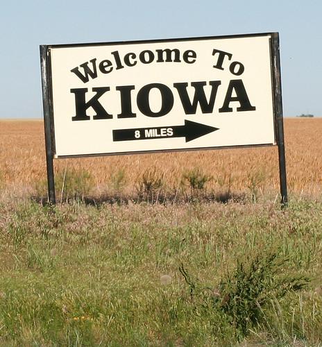 Kiowa here we come!
