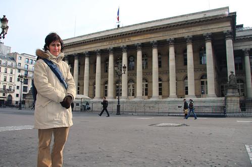 La Bolsa de París