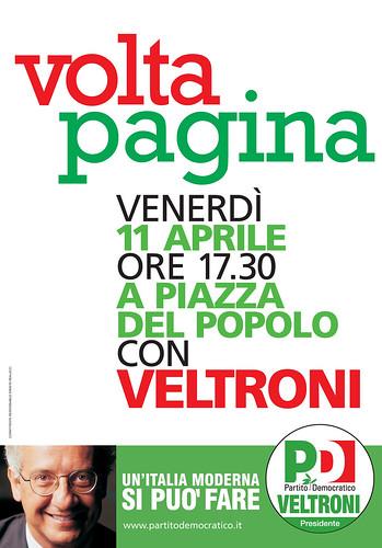 Volta pagina Roma