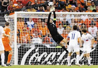 Soccer Euro 2008 Netherlands Russia