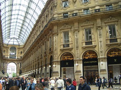 Milano, shopping