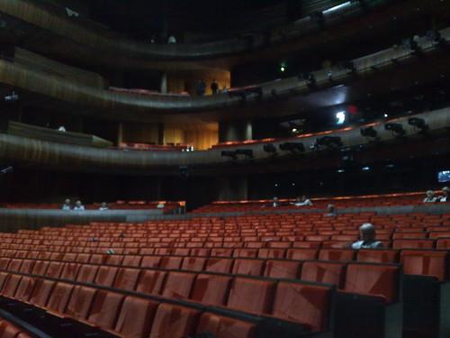 Oslo Opera House, Hovedscenen