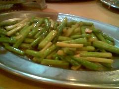 Asparagus @ Hai Bing