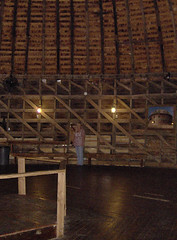 Eve Inside the RoundBarn