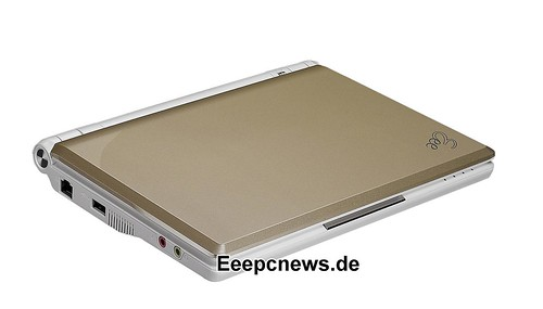Eee PC 900A Gold