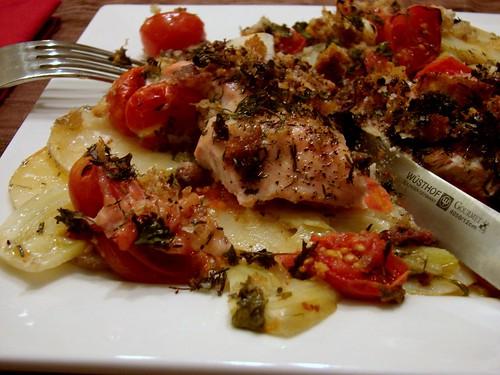 Dinner:  October 26, 2008