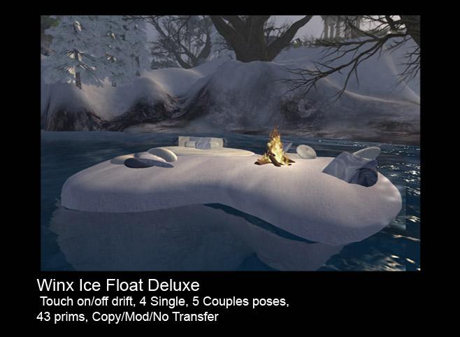 Winx - Ice Float Deluxe