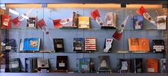Book Display: Niles West High School 50th Anni...