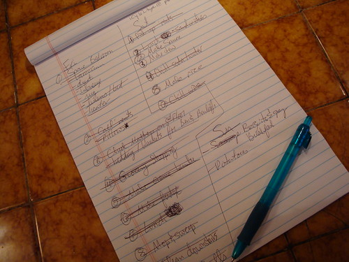 Making my list, checking it twice by chrisfreeland2002, on Flickr