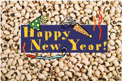 Happy New Year and Lucky Legumes