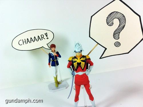 Funny Gundam Pilot Figures (6)