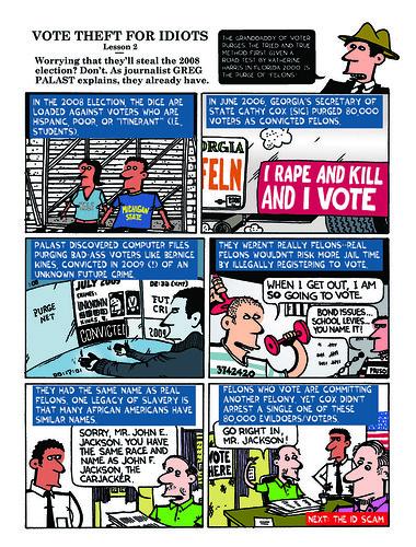 Vote Theft for Idiots Part 2