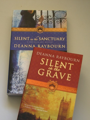 Deanna Raybourn novels