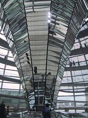 Cúpula Parlamento Alemán