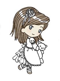 White Lolita