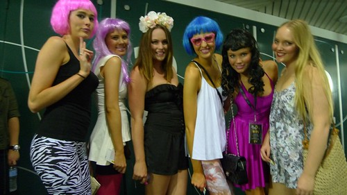 Katy Perry Concert - Brisbane 2011