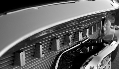Oldsmobile - detail