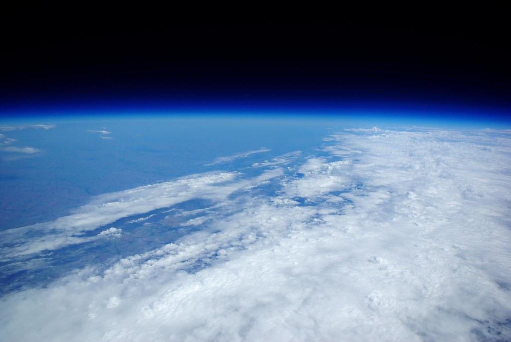 Pentax no Espaço