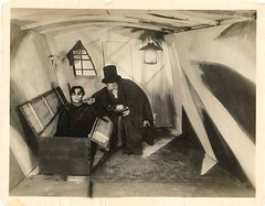 cabinet of dr caligari, somnambulist