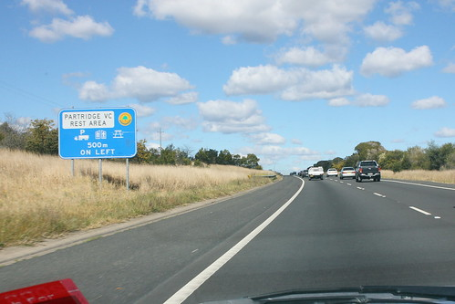 Sydney to Canberra highway