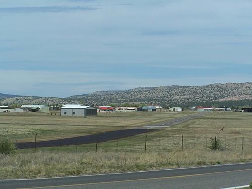Flyin Airport near Mimbres New Mexico