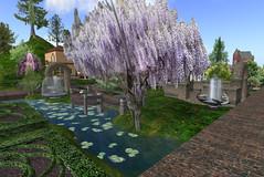 Garden in the Isles of Fatima
