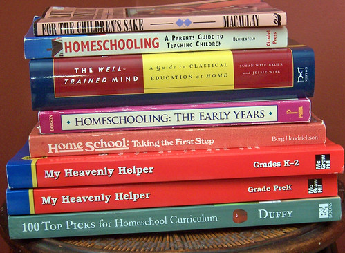 early homeschooling books by lmilla