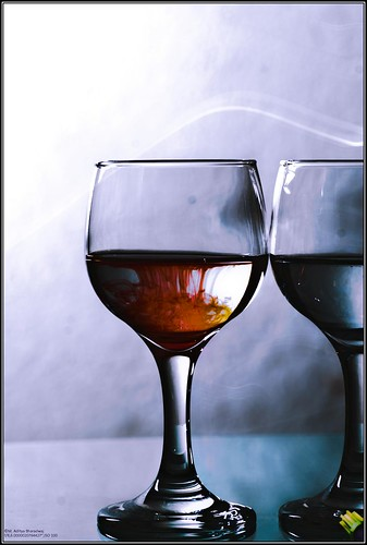 Still Life 6 - Storm in a Wineglass