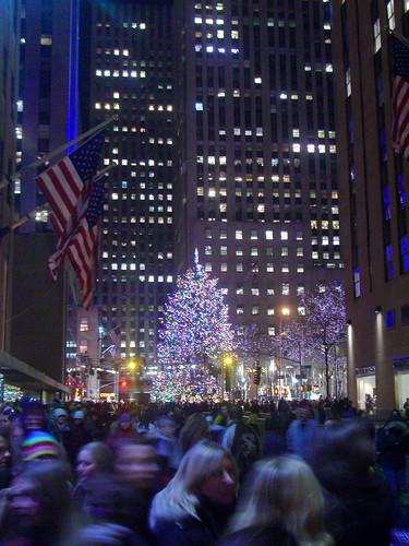 Árbol de Rockefeller Center