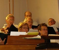 Nominingue Church Choir