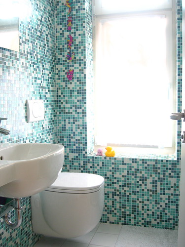 Wonderful Floor To Ceiling Tile Bath  Traditional  Bathroom  Other  By
