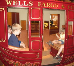 Wells Fargo Wagon 1