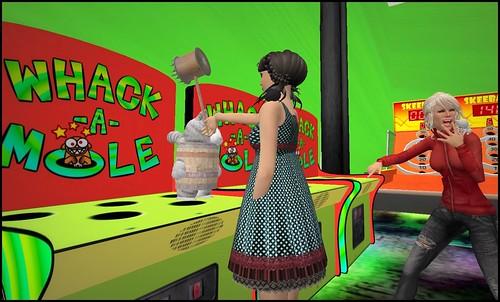Neptune's Kingdom Arcade