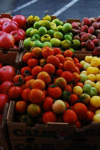 Pasadena Market - Aug 30th