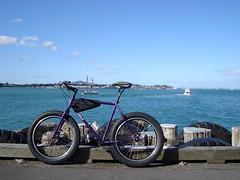 Devonport across the harbour