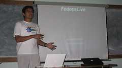 fedora live