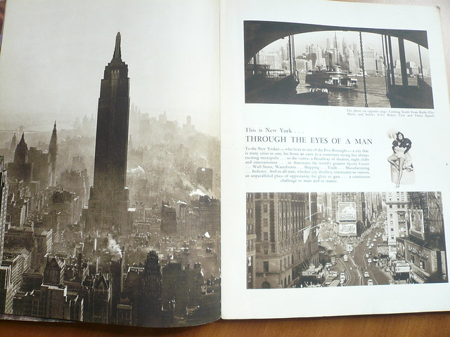 "New York: ""Through the Eyes of a Man"""